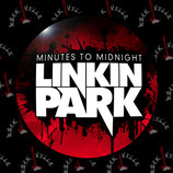 Значок Linkin Park 7