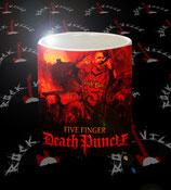 Кружка Five Finger Death Punch 1