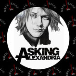 Значок Asking Alexandria 5