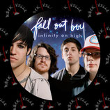 Значок Fall Out Boy 2