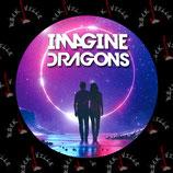 Значок Imagine Dragons 15