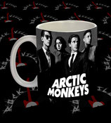 Кружка Arctic Monkeys 1