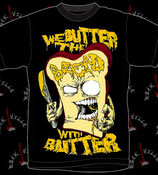 Футболка We Butter The Bread With Butter 3