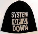 Шапка вязаная System of a Down