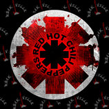 Значок Red Hot Chili Peppers 3