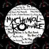 Значок My Chemical Romance 6