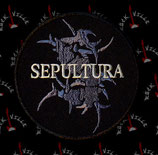 Нашивка Sepultura