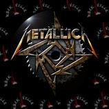Значок Metallica 9