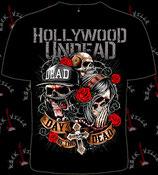 Футболка Hollywood Undead 1