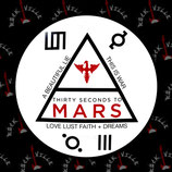 Значок 30 Seconds To Mars 19