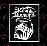 Нашивка King Diamond