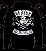 Толстовка на молнии Slayer 2