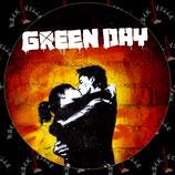 Наклейка Green Day 3