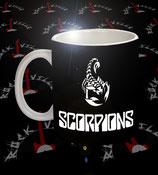 Кружка Scorpions 1