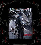 Футболка Megadeth 1