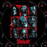 Наклейка Slipknot 4