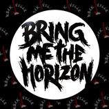 Значок Bring Me The Horizon 7
