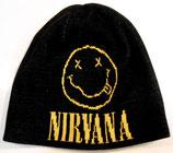 Шапка вязаная Nirvana