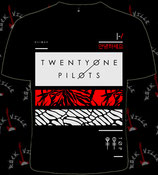 Футболка Twenty One Pilots 1