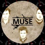 Наклейка Muse 1