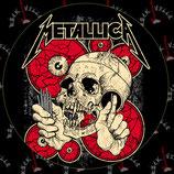 Наклейка Metallica 7