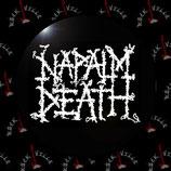 Значок Napalm Death 1