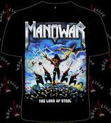 Футболка Manowar 1