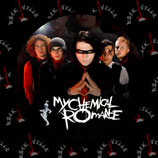 Значок My Chemical Romance 14