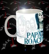 Кружка Papa Roach 3