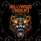 Наклейка Hollywood Undead 2