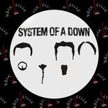 Значок System Of A Down 8