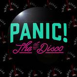 Значок Panic! At The Disco 10