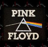 Нашивка катаная Pink Floyd 2