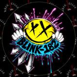Наклейка Blink-182