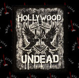 Нашивка катаная Hollywood Undead