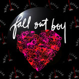 Значок Fall Out Boy 9