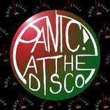 Значок Panic! At The Disco 8