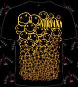 Футболка Nirvana 4