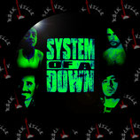 Значок System Of A Down 6