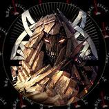 Наклейка Disturbed 1