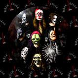 Значок Slipknot 10