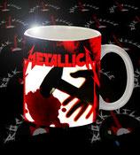 Кружка Metallica 1