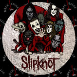 Наклейка Slipknot 1