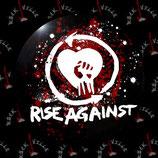 Значок Rise Against