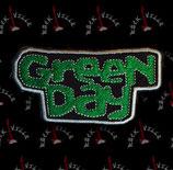 Термонашивка Green Day 1
