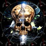 Наклейка Skull 6