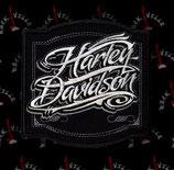 Нашивка Harley Davidson 4