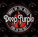 Нашивка Deep Purple