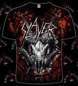 Футболка Slayer 9 тотальная