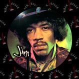 Значок Jimi Hendrix 1
